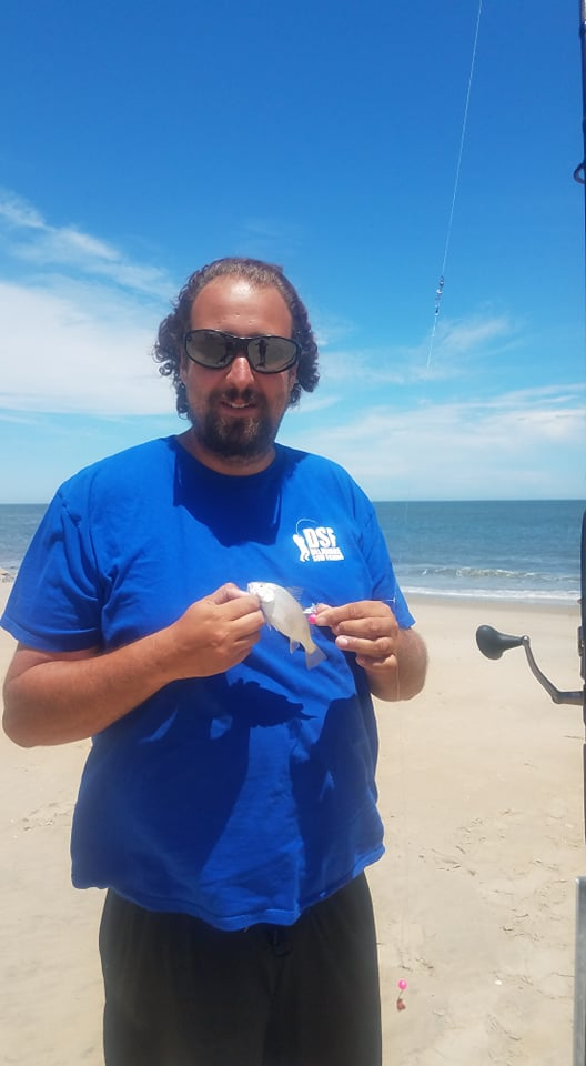 dsf's summer surf fishing slam series, delaware, sussex county, surf fishing tournament, delaware seashore state park, broadkill beach, lewes, beach, bethany beach, fenwick island state park, dewey beach