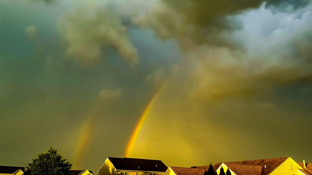 monochrome, rainbow, delaware, sussex county, kent county