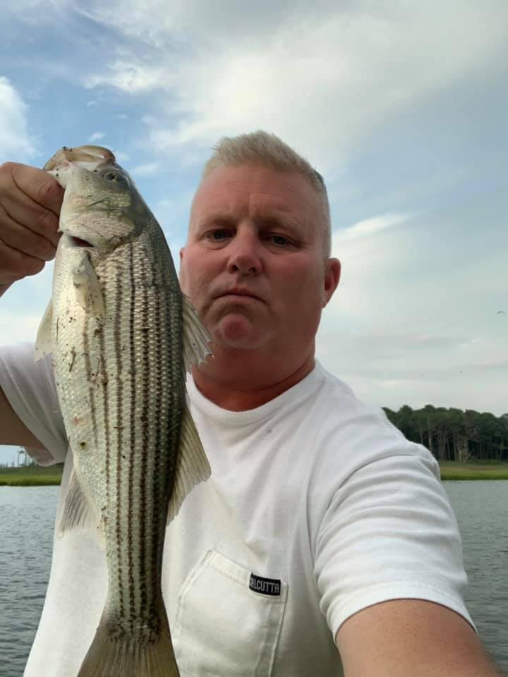 masseys ditch, striped bass, mullet run