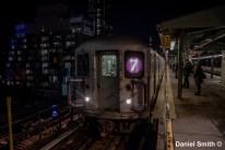 7 Train at Queensboro Plaza