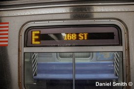 E Train To 168th Street