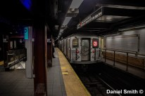 3 Train At 96th Street
