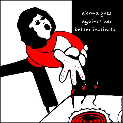 Against Better Instinct