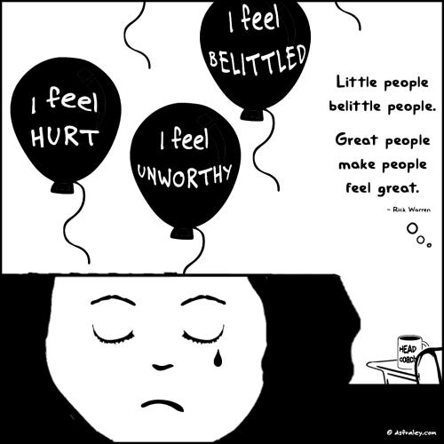 Little People Belittle