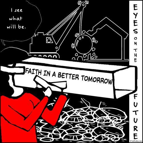 Faith In Better Tomorrow