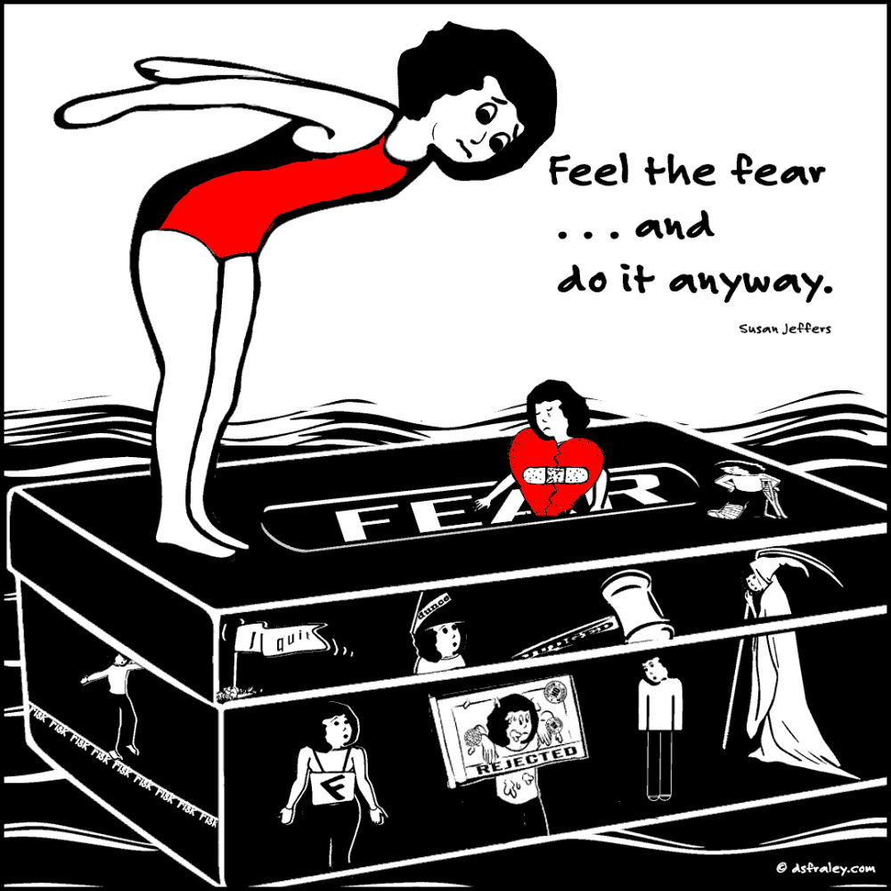 Despite The Fear