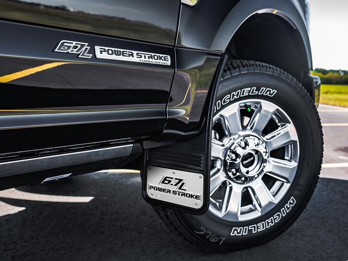 Truck Hardware Gatorback Mud Flaps Ram Text With Free Coloring Pages