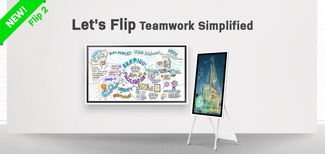 """flip2 65"""" 55"""" Samsung flip"""