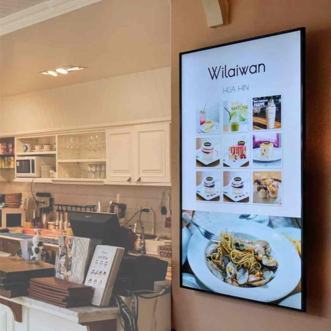 Stand-alone Digital Signage