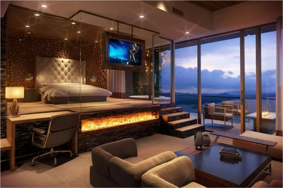 12 Bedrooms with the most Beautiful Panoramic View  DSigners