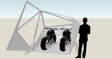 Pronk-Diamond-Bike-Shed-5-drawing