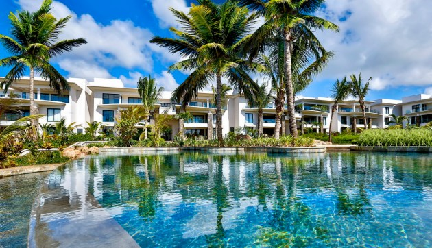 Centara Grand Azuri Residence & Suites Mauritius - garden