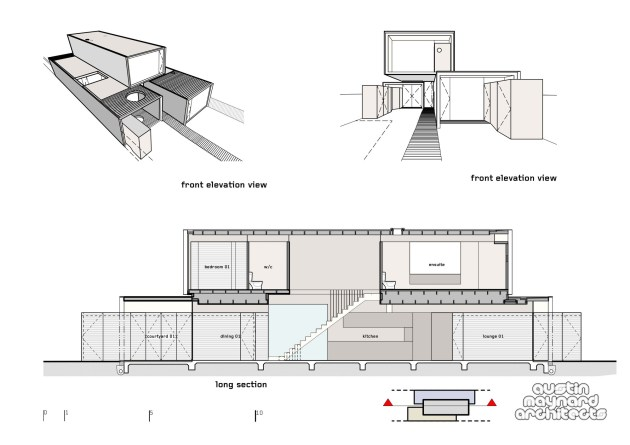 M05 section & 3D views