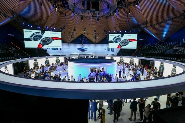 เปิดตัว เกียร์ เอส 3 ณ ศูนย์แสดงสินค้าเทมโปโดรม กรุงเบอร์ลิน