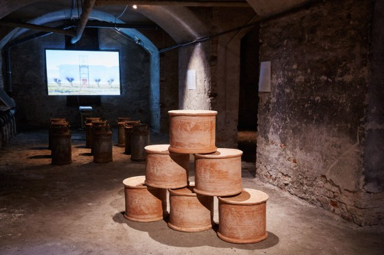 shit-museum-museo-della-merda-massimo-torrigiani-primordial-products-design-exhibition-milan-2016-henrik-blomqvist_dezeen_936_11
