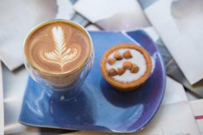25. Pop up cafe