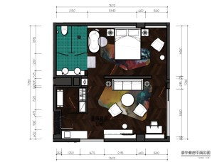 04_the_layout_of_Deluxe_Suite