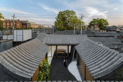 ARCHSTUDIO_Twisting Courtyard 04