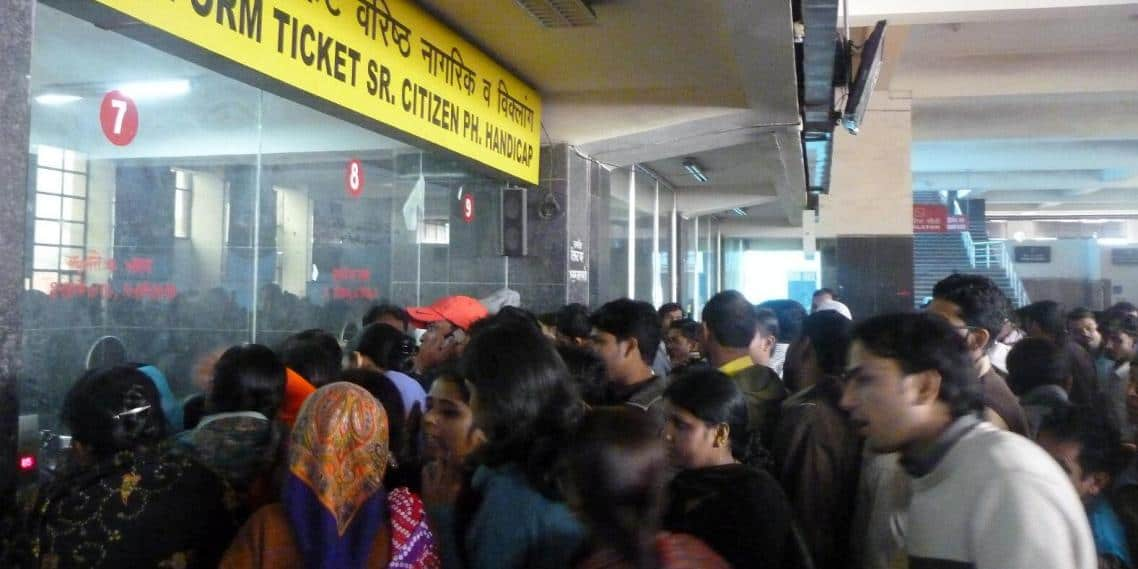 Indian Railway announces booking of unreserved tickets and