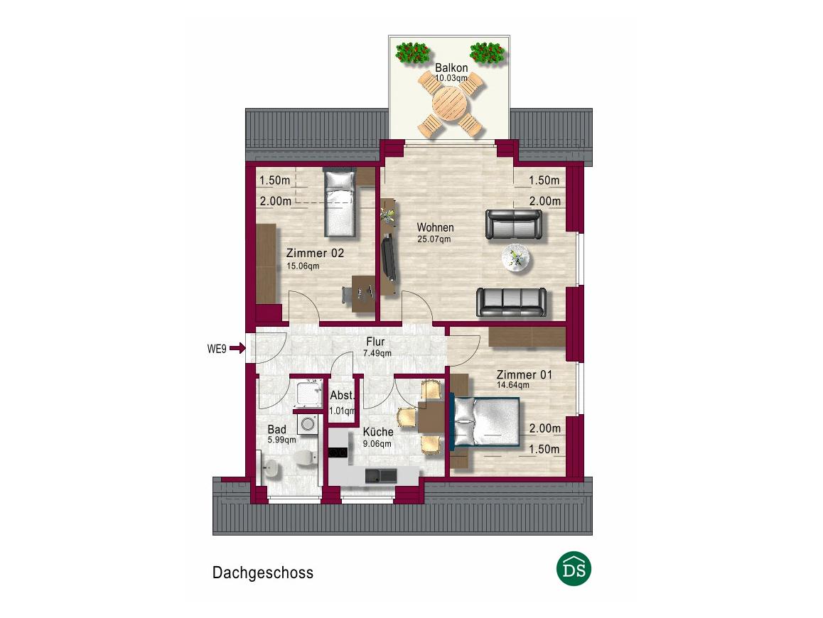 Miete Küche Mietwohnung Wohnung Mieten Feldkirch Immobilienmakler