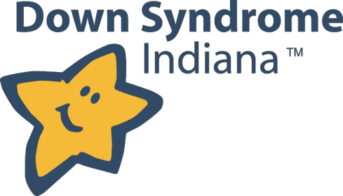 Down Syndrome Indiana logo