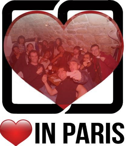 Amour in Paris