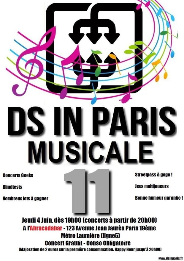 DS in Paris Musicale 11