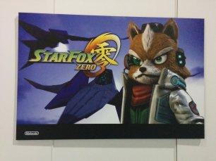 E3 2015 - StarFox Zero
