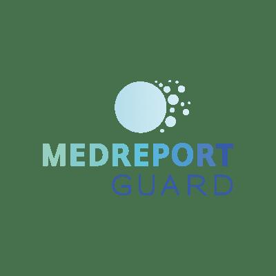 MedReportGuard logo