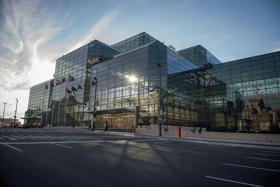 Jacob Javits Center Renovation
