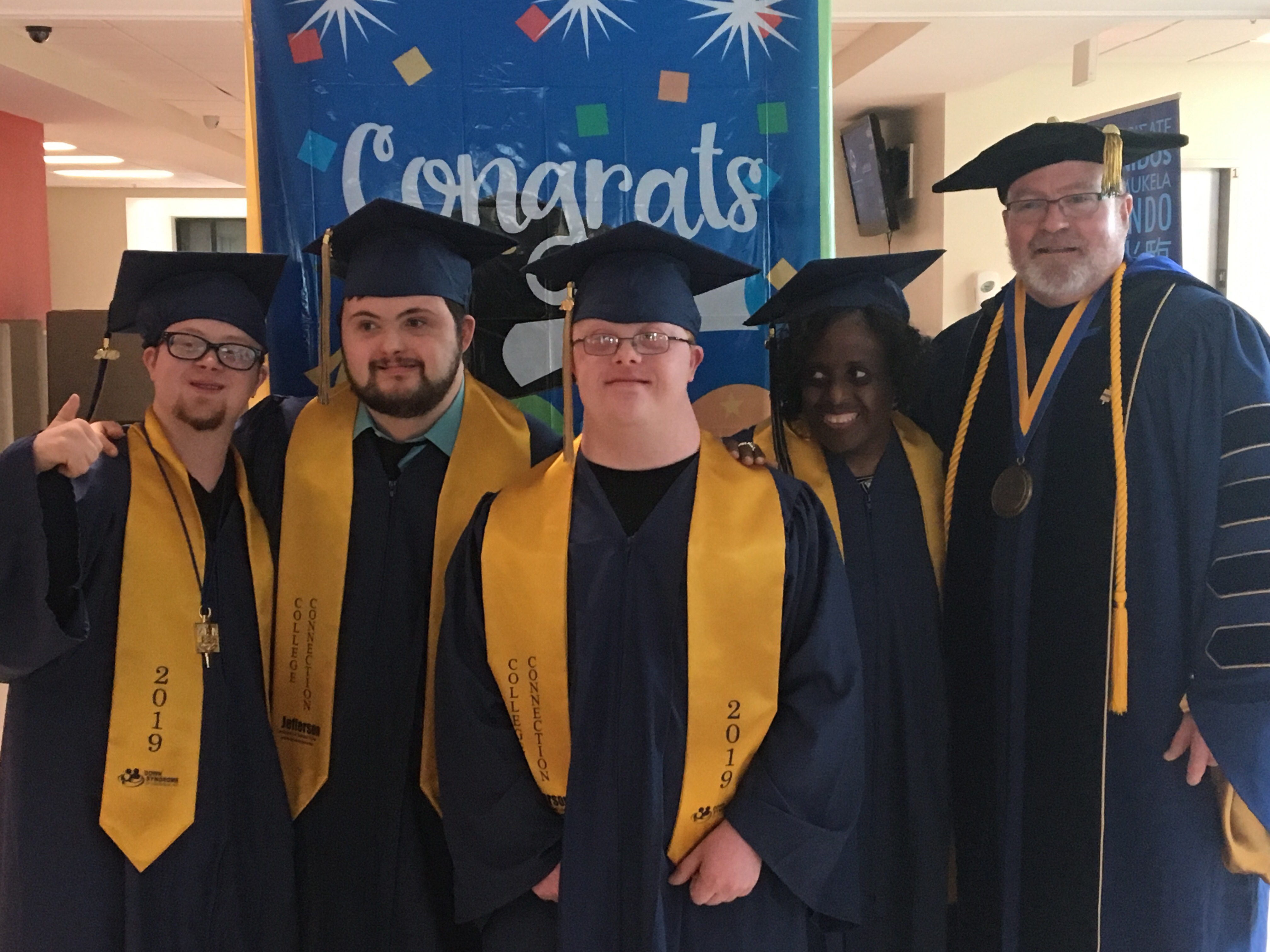 2019 College Connections Graduation