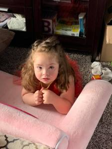 Down Syndrome Awareness Month Spotlights: Brielle