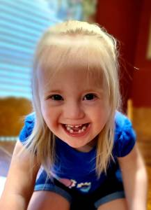 Down Syndrome Awareness Month Spotlights: Brooklyn Melton