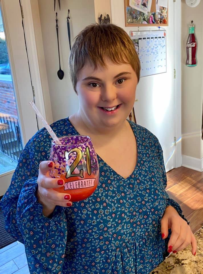 Down Syndrome Awareness Month Spotlights: Grace