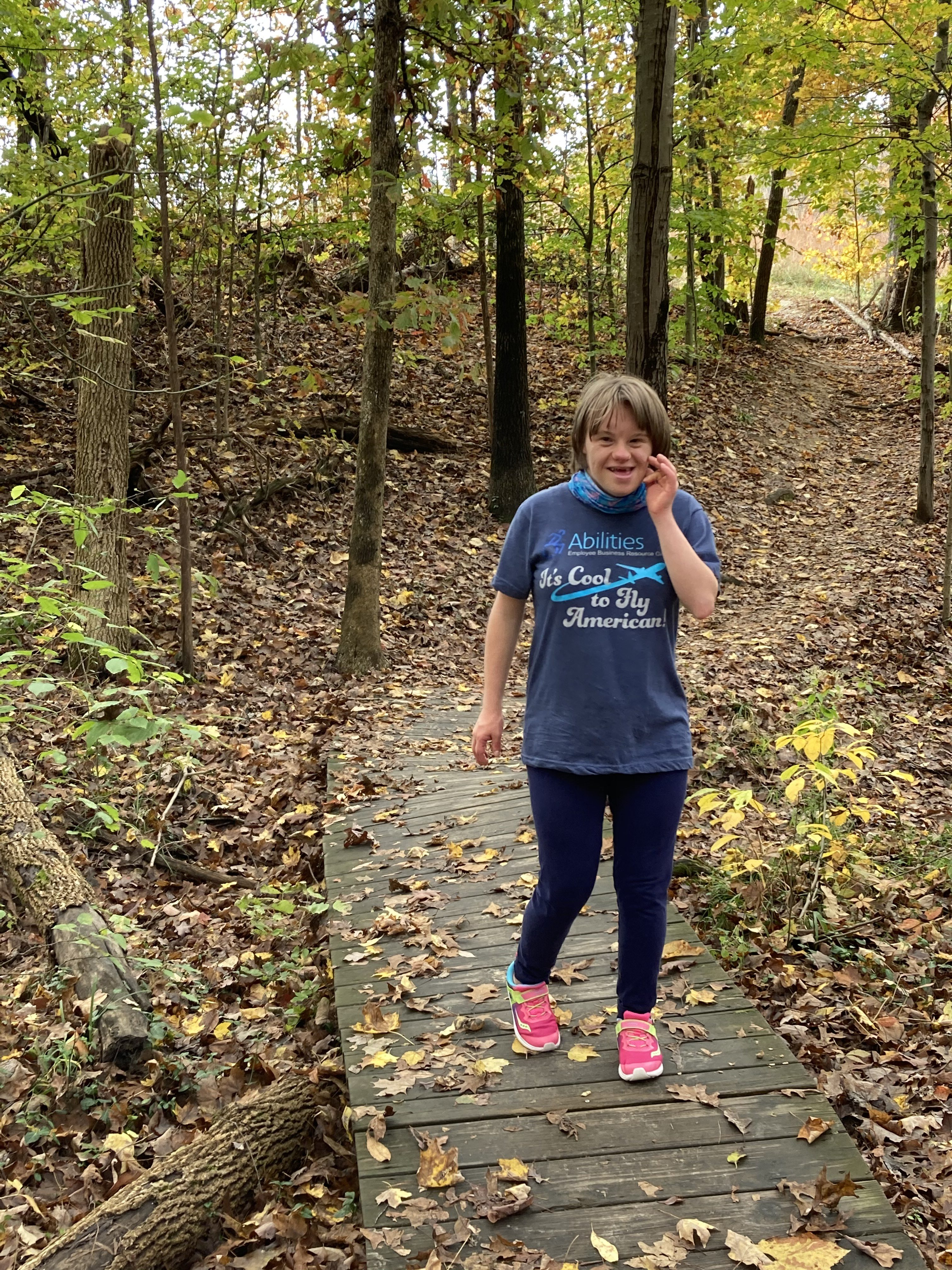 Down Syndrome Awareness Month Spotlights: Sarah Potter