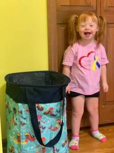 Down Syndrome Awareness Month Spotlights: Zoe