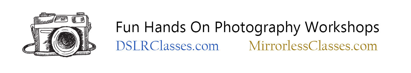 DSLRClasses.com Photography Workshops – Classes