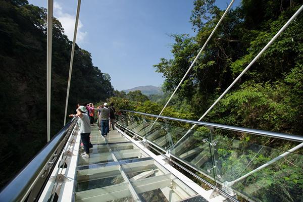 Xiao Wulai Sky Footpath (2)