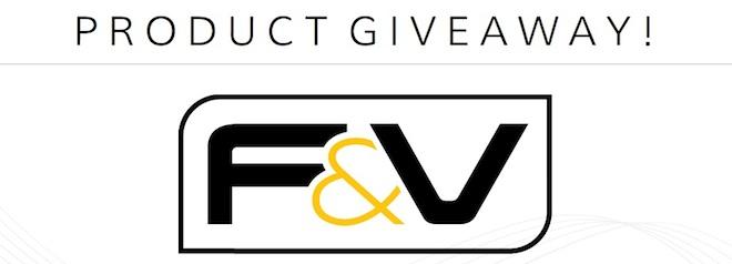 F&V Lighting Giveaway