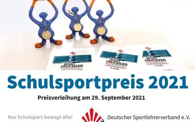 Schulsportpreis 2021