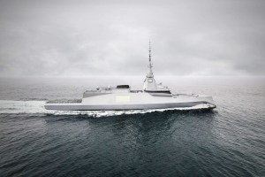 Greece in Early Stages of Potential French Warship Buy