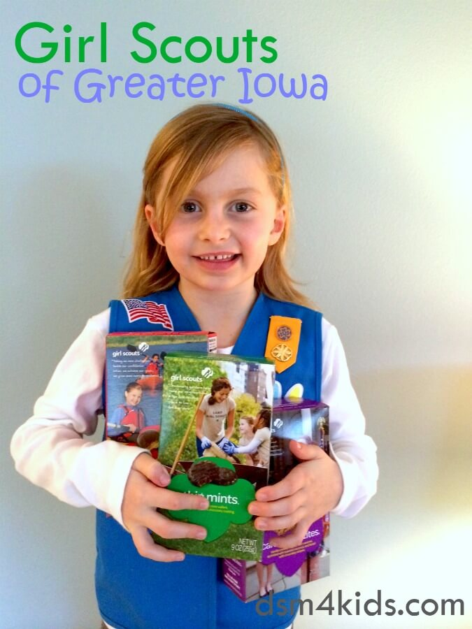Youth Groups & You: Girl Scouts of Greater Iowa