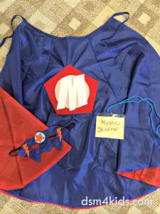 Superhero Academy: Birthday Party Ideas 4 Kids - dsm4kids.com