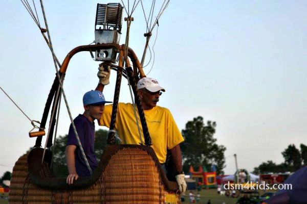 Tips 4 Family Fun at the National Balloon Classic – dsm4kids.com