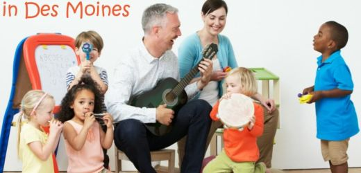 5 Music Classes 4 Young Kids in Des Moines