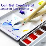 Kids Can Get Creative at Art Classes in Des Moines - dsm4kids.com