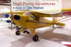 High-Flying Adventures 4 Kids in Des Moines - dsm4kids.com