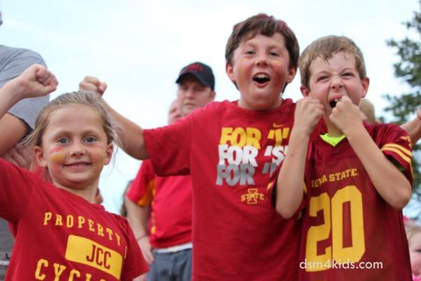 Your Kid-Friendly Guide to Jack Trice Stadium – dsm4kids.com