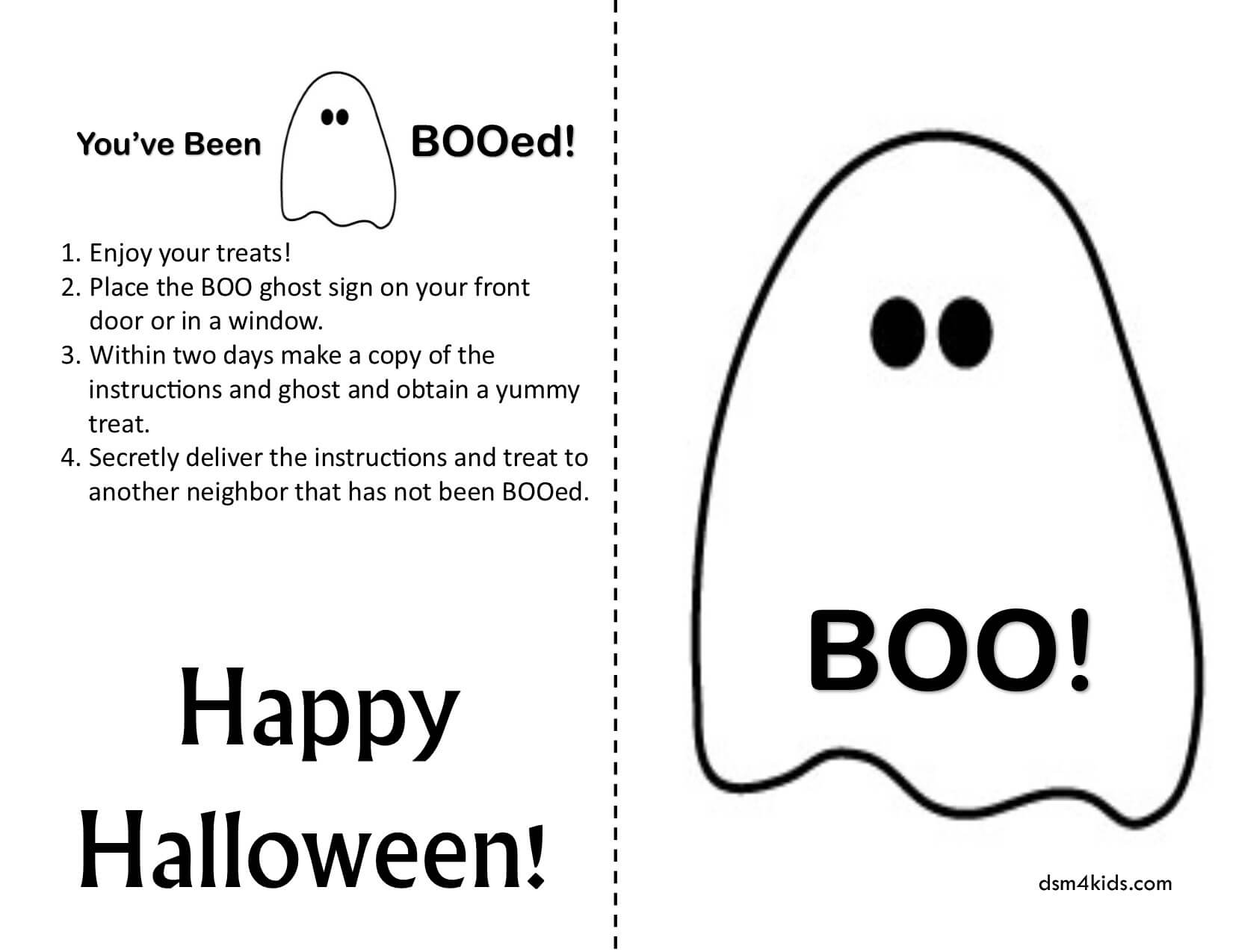 photo relating to You've Been Booed Printable Pdf called Youre my Boo! Cost-free Youve Been BOOed Printable - dsm4little ones