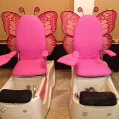 Child Pedicure Chair Cloth Beach Chairs 3 Nail Salons 4 A Mommy Me Mani In Des Moines Dsm4kids For Com